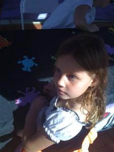 Maisie Snell Halloween 2009 Ybor City, Tampa