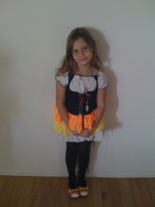 Getting ready for Halloween 2009