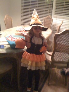 Maisie Halloween 2009